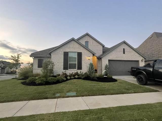 1001 Cottonseed Street, Little Elm, TX 76227 (MLS #14670497) :: Feller Realty