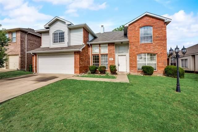 6737 Meadowcrest Drive, Arlington, TX 76002 (MLS #14670514) :: Real Estate By Design