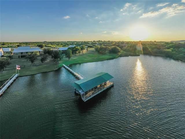 1001 Cardinal Cove, Possum Kingdom Lake, TX 76449 (MLS #14670515) :: The Rhodes Team
