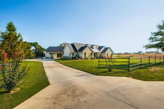241 County Road 2590, Alvord, TX 76225 (MLS #14670528) :: VIVO Realty