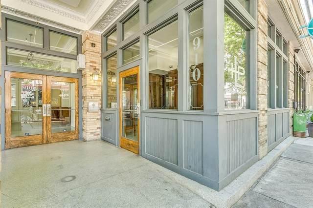 910 Houston Street #401, Fort Worth, TX 76102 (MLS #14670529) :: Robbins Real Estate Group