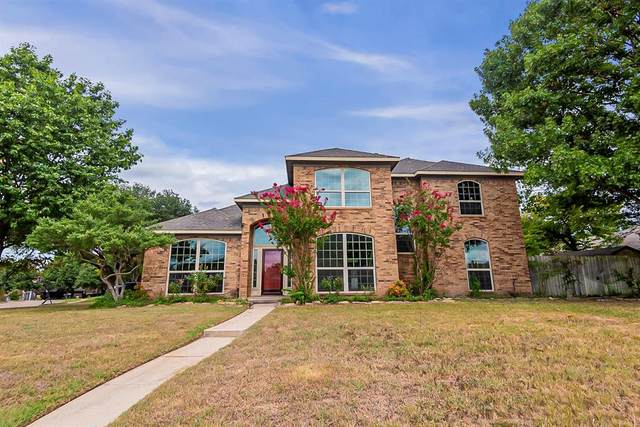 2432 College Parkway, Flower Mound, TX 75028 (MLS #14670547) :: Real Estate By Design