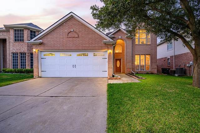 4745 Parkmount Drive, Fort Worth, TX 76137 (MLS #14670548) :: RE/MAX Pinnacle Group REALTORS