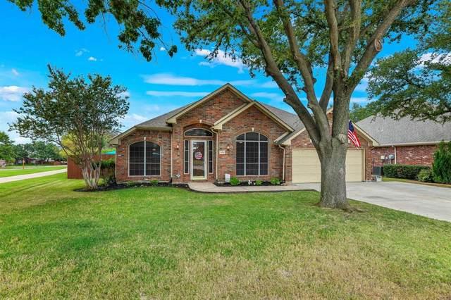 1108 Chinkapin Lane, Flower Mound, TX 75028 (MLS #14670555) :: Team Hodnett