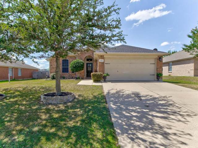 1201 Sweetwater Drive, Burleson, TX 76028 (#14670560) :: Homes By Lainie Real Estate Group