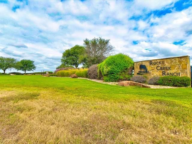 12700 W Rocky Creek Road 54R, Crowley, TX 76036 (MLS #14670563) :: VIVO Realty