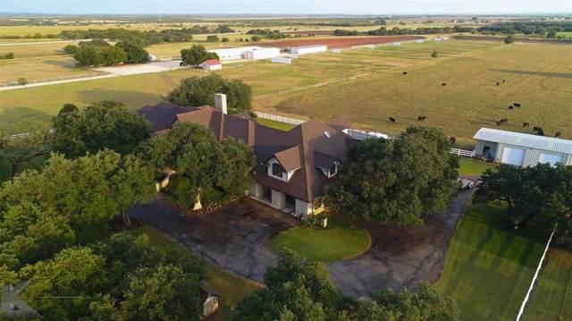 2565 County Road 134, Ovalo, TX 79541 (MLS #14670564) :: VIVO Realty
