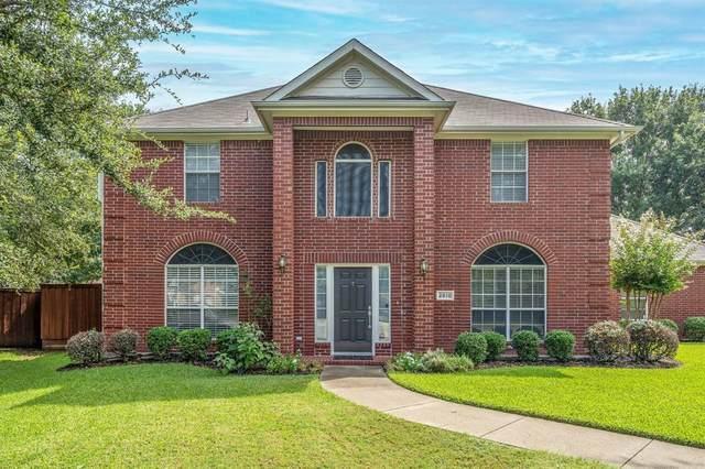 2810 Glenwick Court, Richardson, TX 75082 (MLS #14670578) :: Robbins Real Estate Group