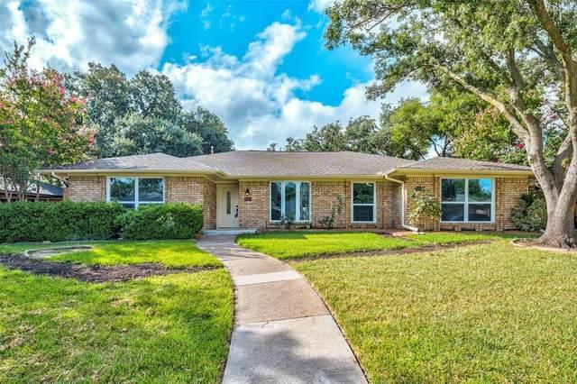 2500 Kimberly Lane, Plano, TX 75075 (MLS #14670580) :: Real Estate By Design