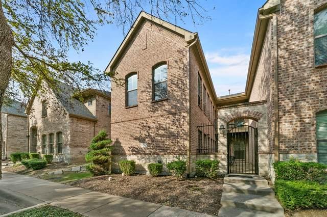 5957 Pisa Lane, Frisco, TX 75034 (MLS #14670582) :: Real Estate By Design