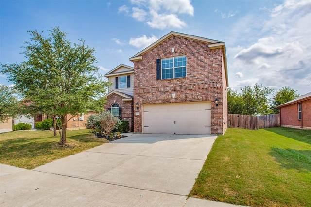 1108 S First Street, Sanger, TX 76266 (MLS #14670594) :: The Mauelshagen Group