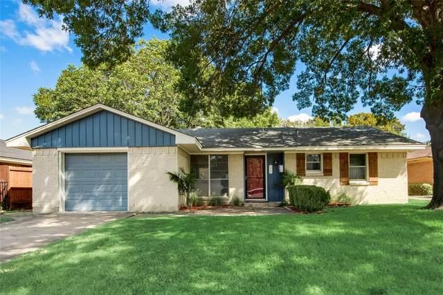 305 Merribrook Trail, Duncanville, TX 75116 (MLS #14670610) :: Real Estate By Design