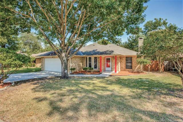 5014 Branch Hollow Drive, Garland, TX 75043 (MLS #14670628) :: Real Estate By Design
