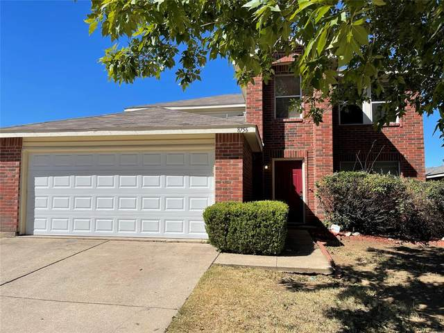 8756 Hunters Trail, Fort Worth, TX 76123 (MLS #14670639) :: The Russell-Rose Team