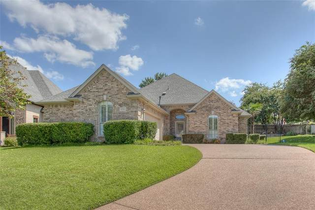 6513 Jacob Court, Fort Worth, TX 76116 (MLS #14670643) :: Real Estate By Design