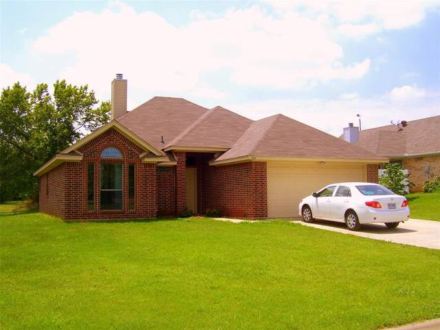 102 S Eastern Street, Keene, TX 76059 (MLS #14670644) :: Real Estate By Design