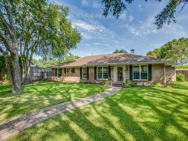 828 Teakwood Place, Richardson, TX 75080 (MLS #14670660) :: Russell Realty Group