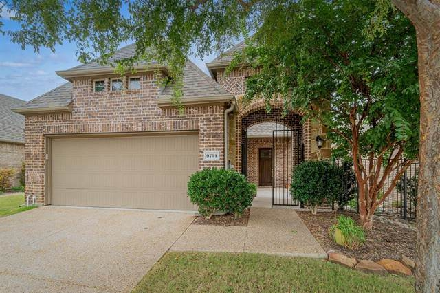 9704 National Pines Drive, Mckinney, TX 75072 (MLS #14670663) :: All Cities USA Realty