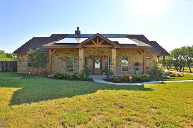 189 Quaker Road, Abilene, TX 79602 (MLS #14670702) :: Frankie Arthur Real Estate