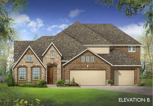 548 Wildriver Trail, Fort Worth, TX 76131 (MLS #14670704) :: Real Estate By Design