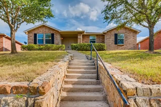 1312 Junction Run, Mesquite, TX 75181 (MLS #14670736) :: Real Estate By Design