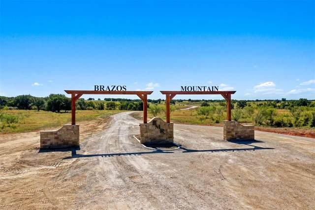 111 Barber Lakes Drive, Mineral Wells, TX 76067 (MLS #14670741) :: VIVO Realty
