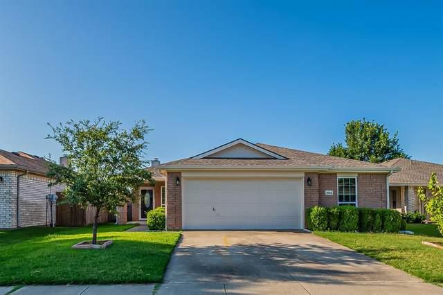 1052 Port Mansfield Drive, Little Elm, TX 75068 (MLS #14670752) :: Lisa Birdsong Group | Compass