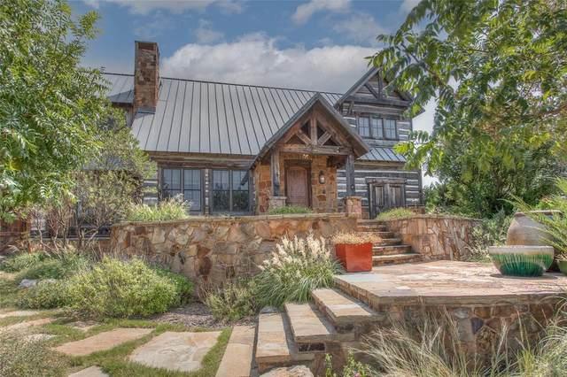 1248 Falls Creek Drive, Possum Kingdom Lake, TX 76449 (MLS #14670757) :: NewHomePrograms.com