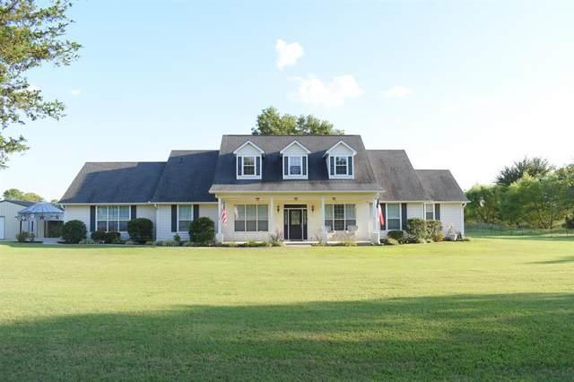284 County Road 4700, Trenton, TX 75490 (MLS #14670764) :: Real Estate By Design