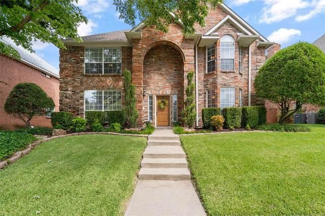 2053 Colborne Drive, Plano, TX 75025 (MLS #14670772) :: RE/MAX Landmark