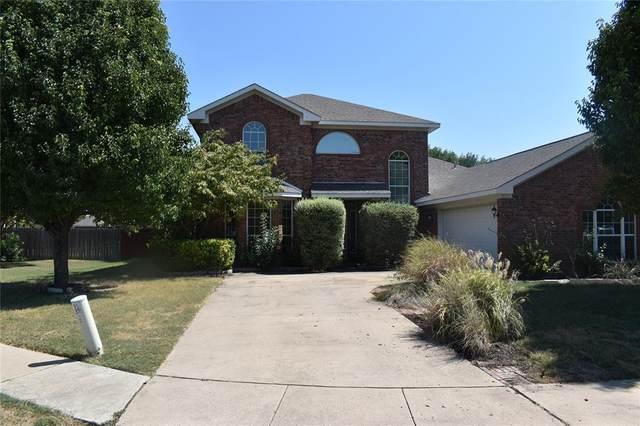 205 Nocona Drive, Waxahachie, TX 75165 (MLS #14670797) :: Premier Properties Group of Keller Williams Realty