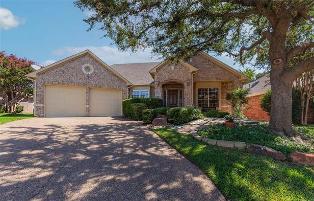 8008 Ruskin Circle, Frisco, TX 75034 (MLS #14670798) :: The Heyl Group at Keller Williams