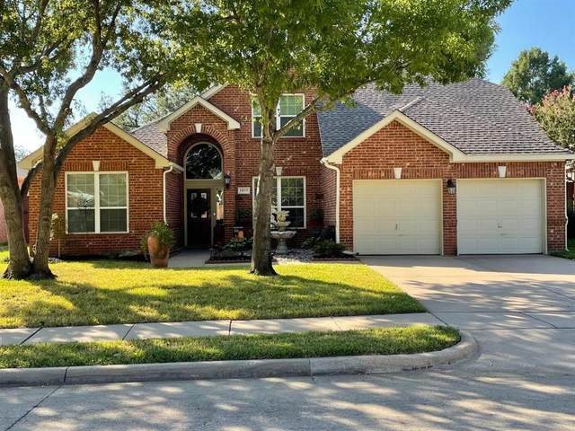 1317 Rosewood Trail, Flower Mound, TX 75028 (MLS #14670802) :: Real Estate By Design