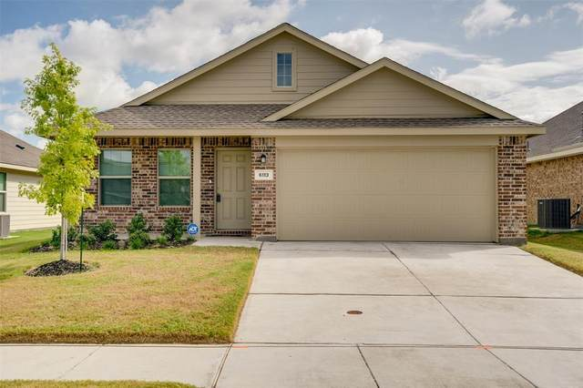 6113 Hornwood Drive, Fort Worth, TX 76123 (MLS #14670804) :: The Hornburg Real Estate Group