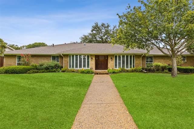 4357 Willow Lane, Dallas, TX 75244 (MLS #14670805) :: Real Estate By Design