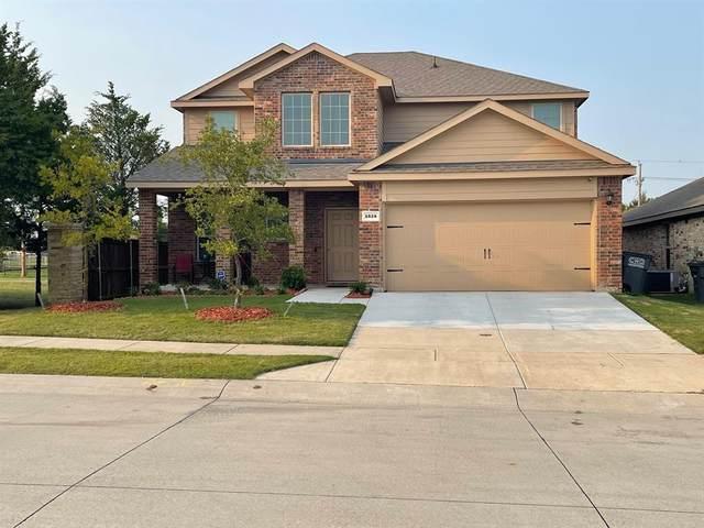 1328 Meadow Creek Drive, Princeton, TX 75407 (MLS #14670810) :: Maegan Brest | Keller Williams Realty