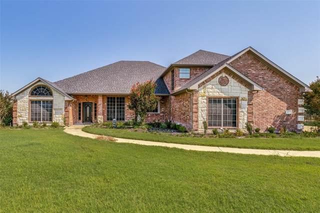 1243 W Secretariat Drive, Terrell, TX 75160 (MLS #14670845) :: 1st Choice Realty