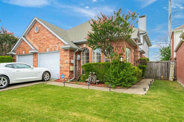 4033 Bramley Way, Plano, TX 75093 (MLS #14670846) :: Real Estate By Design
