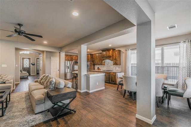 1204 Wedgewood Drive, Forney, TX 75126 (MLS #14670851) :: VIVO Realty