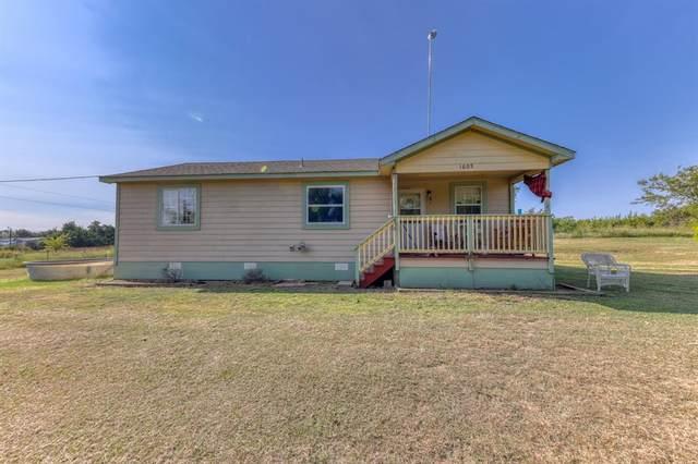 1605 Sweet Springs Road, Weatherford, TX 76088 (MLS #14670863) :: Real Estate By Design