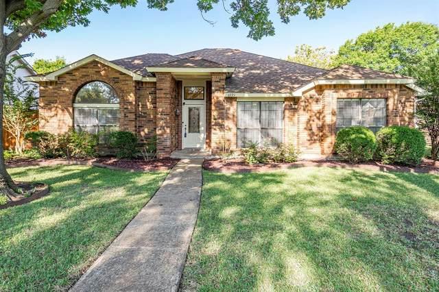 6721 Vero Drive, Plano, TX 75023 (MLS #14670868) :: Real Estate By Design