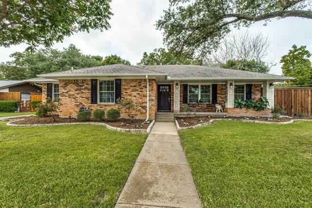 826 Branch Drive, Garland, TX 75041 (MLS #14670893) :: Lisa Birdsong Group   Compass