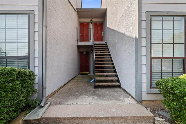 15151 Berry Trail #605, Dallas, TX 75248 (#14670903) :: Homes By Lainie Real Estate Group