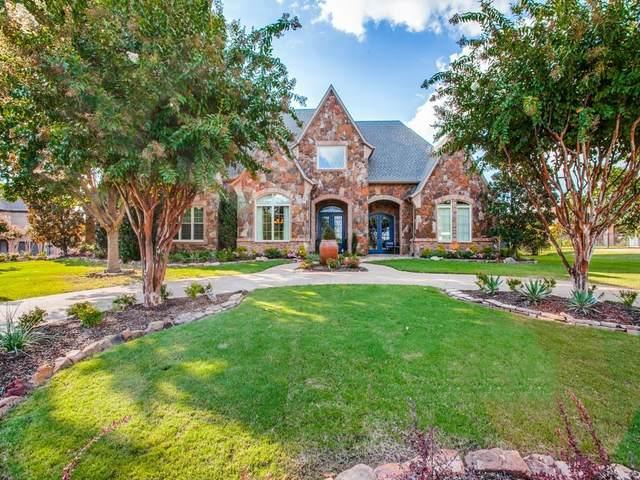 132 Old Vineyard Lane, Heath, TX 75032 (MLS #14670908) :: All Cities USA Realty
