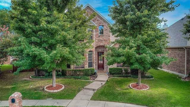 949 Panther Lane, Allen, TX 75013 (MLS #14670913) :: The Good Home Team