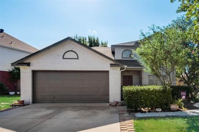 1018 Palos Verdes Boulevard, Arlington, TX 76017 (MLS #14670918) :: 1st Choice Realty