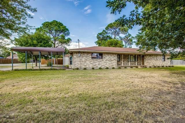 1122 Alspaugh Lane, Grand Prairie, TX 75052 (MLS #14670920) :: Real Estate By Design