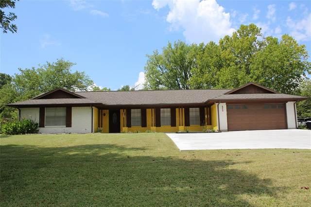 1205 N Goliad Street, Rockwall, TX 75087 (MLS #14670924) :: Real Estate By Design