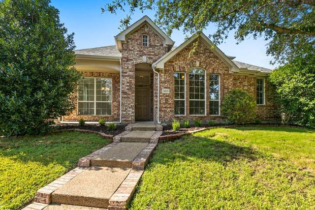 11625 Forestbrook Drive, Frisco, TX 75035 (MLS #14670929) :: Robbins Real Estate Group