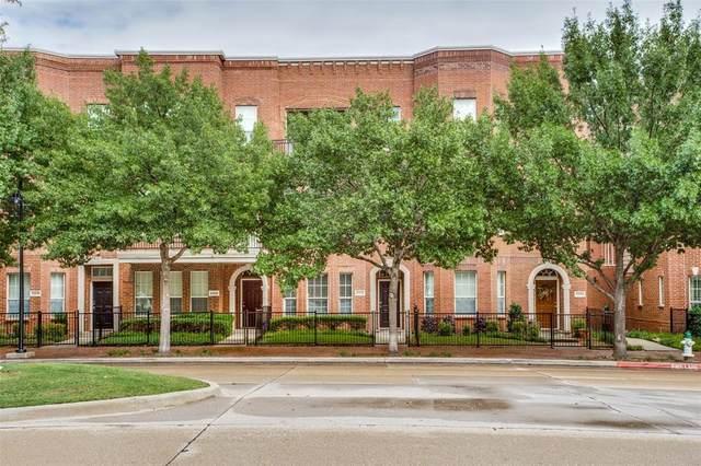 15818 Quorum Drive #103, Addison, TX 75001 (MLS #14670940) :: Lisa Birdsong Group   Compass